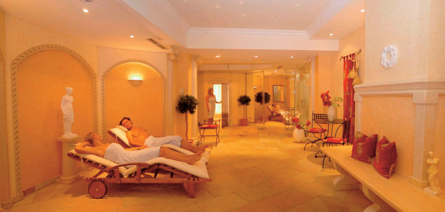 Hotel Hanneshof, Filzmoos, Austria - Spa Area.jpg